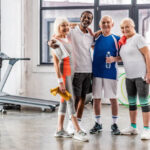 Keeping active and improving you balance