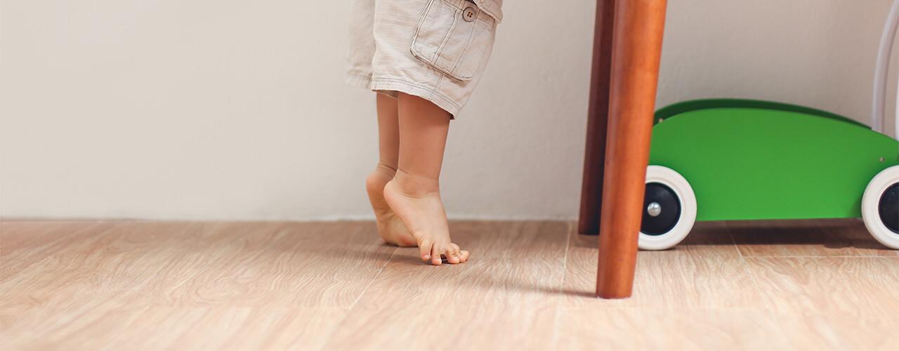 toe walking peak performance pt